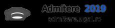 Admitere 2019