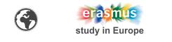 Erasmus - study in Europe